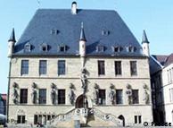 Alcaldía de Osnabrück, en donde tuvieron lugar las negociaciones previas a la Paz de Westfalia.