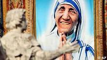 Seligsprechung von Mutter Teresa durch Papst Johannes Paul II.