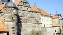 Festung Rosenberg Kronach Deutschland Reisen