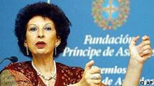 Literaturpreis für die marokkanische Schriftstellerin Fatima Mernissi