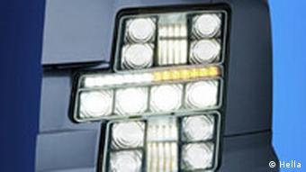 An LED lamp