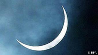 Mond: Sichel