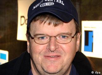 Viele Deutsche lieben ihn:<br> Michael Moore