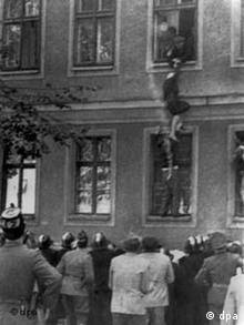 Galerie Berliner Mauer: Flucht aus Ost-Berlin