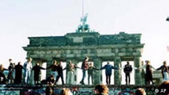 Galerie Berliner Mauer: Mauerfall