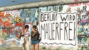Galerie Berliner Mauer: Die Westseite