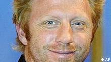Boris Becker Porträt