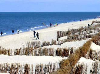 A beach vacation in the winter? Why not!