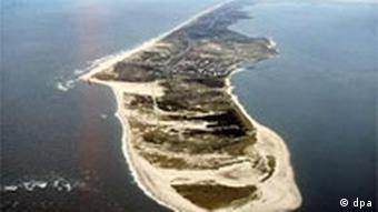 Luftaufnahme von Sylt