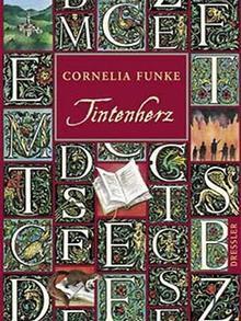 Cornelia Funke Tintenherz Coverbild