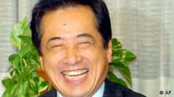 Finance Minister Naoto Kan is widely expected to succeed Hatoyama