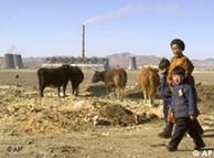 蒙古仍是一个贫穷的国家