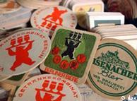 Bolacha de cerveja, objeto de colecionadores