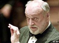 Conductor Kurt Masur
