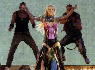 Are Britney and Co. the scourge of the German music industry?