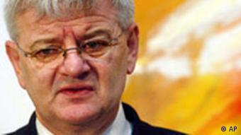 Aussenminister Joschka Fischer