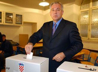 Neizvjesno do samog kraja: premijer Ivo Sanader