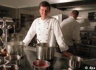 German chef Harald Wohlfahrt