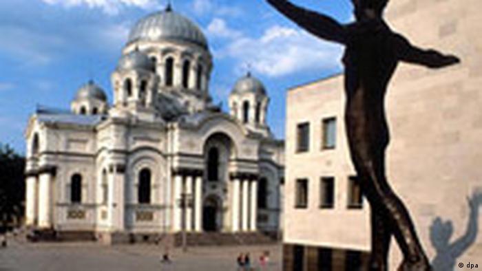 Bildgalerie EU-Osterweiterung II: Litauen