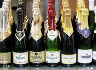 Немецкое игристое шампанским называть запрещено