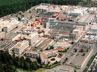 Die Hanauer Plutonium-Anlage