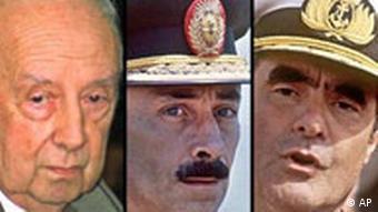 Kombo Deutscher Haftbefehl gegen Argentiniens Ex-Präsidenten