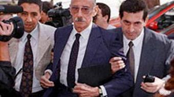 Jorge Rafael Videla vor Gericht in Buenos Aires