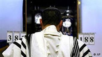Juden in Deutschland Rabbiner in Regensburg