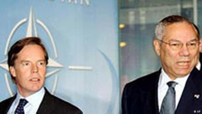 NATO Außenminister in Brüssel