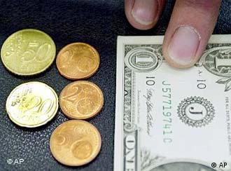 Некогда сильный доллар