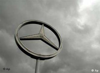 Mercedes made in China