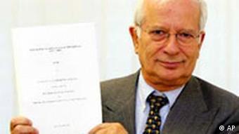Völkerrechtler Christian Tomuschat