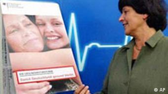 Ulla Schmidt Gesundheitsreform