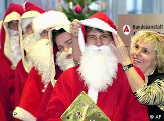 Em Colônia Curso Dá Dicas Para Interpretar O Papai Noel