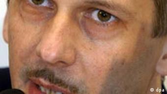 Der neue documenta-Leiter Roger-Martin Buergel