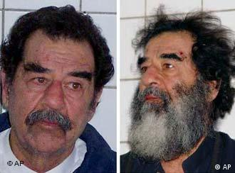 Saddam Hussein é ameaçado de pena de morte
