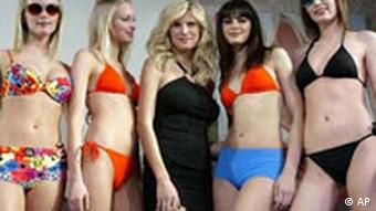 anorexia in modeling industry