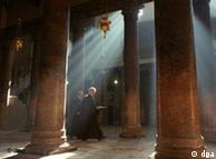 """Zimmermann: """"Poder colocar a la Basílica de la Natividad bajo la protección de la Unesco es algo positivo""""."""