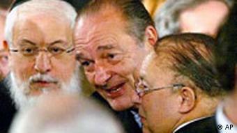 Kopftuch Frankreich Jacques Chirac