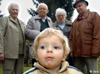 Germany's generational imbalance
