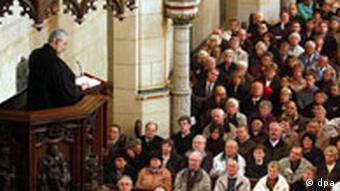 Predigt in Wittenberg