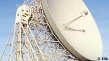 Das größte schwenkbare Radioteleskop der Welt bei Jodrell Bank. Foto: ESA