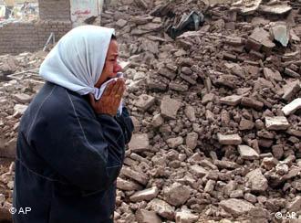 زلزله شهر بم ۴۲ هزار قربانی گرفت