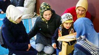 Türken in Deutschland Koranschule in Berlin