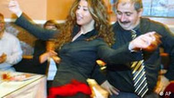 Türken in Deutschland Tanz