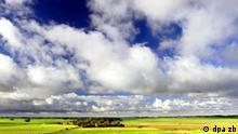 Wolken über Rügen