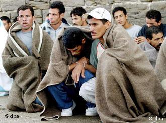 Presos en Tarifa con la esperanza de dejar de ser pobres.