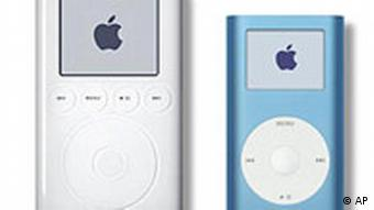 Apple iPod und Apple mini iPod MP3 Music Player Apple Macintosh