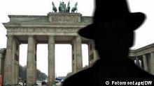 Brandenburger Tor Fotomontage