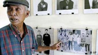 Kambodscha Rote Khmer Opfer